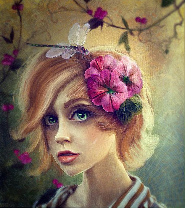 Цветочная фея - Лана Минская