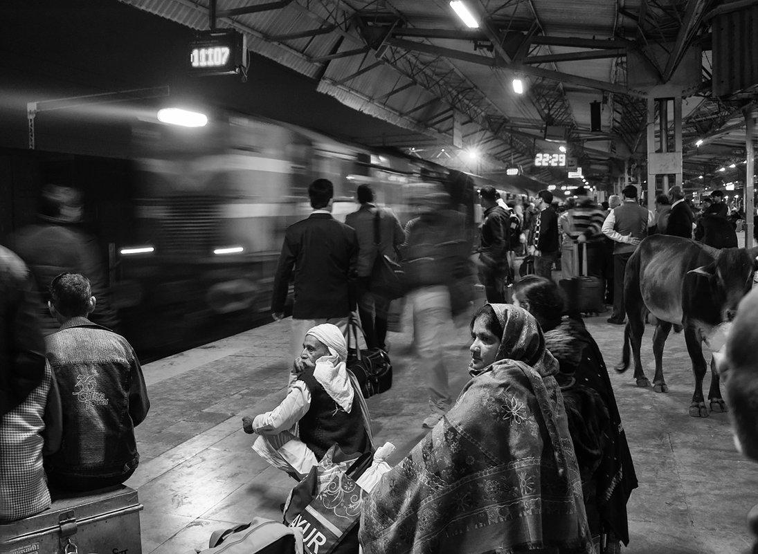 Железнодорожная Индия_1 - Ольга Александрова