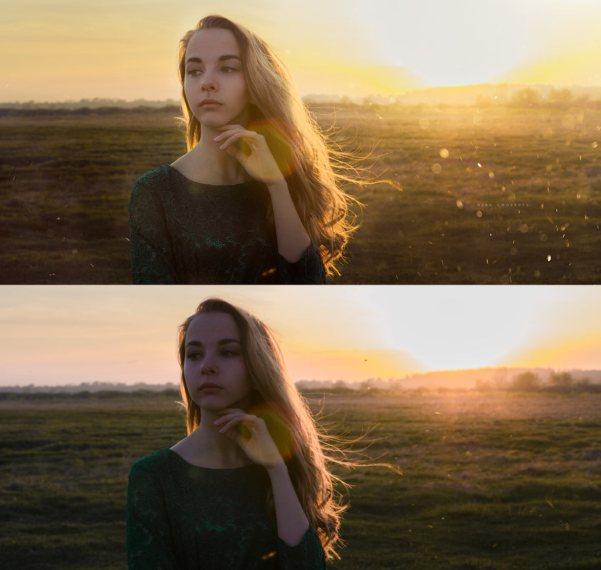 оцените обработку - Нина Чупрова