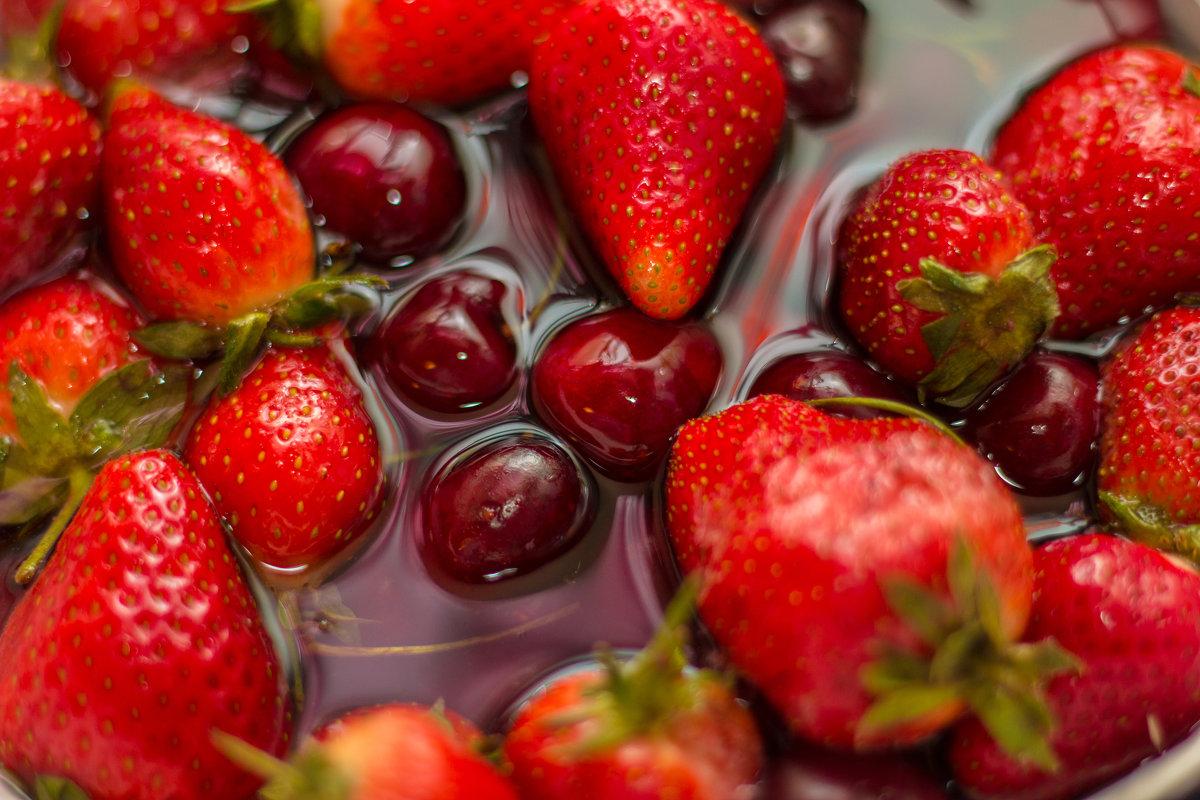 strawberry - Екатерина Белка