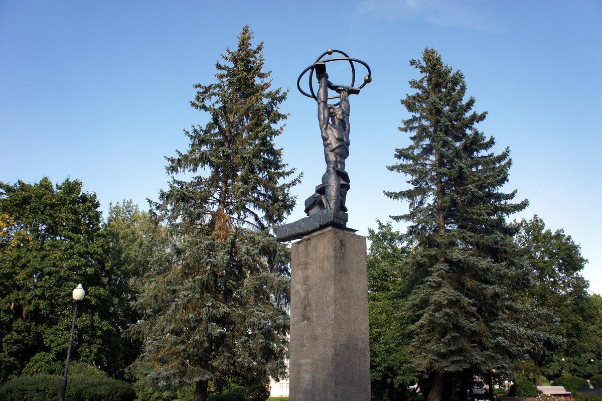 Памятник мирному атому - Елена Павлова (Смолова)