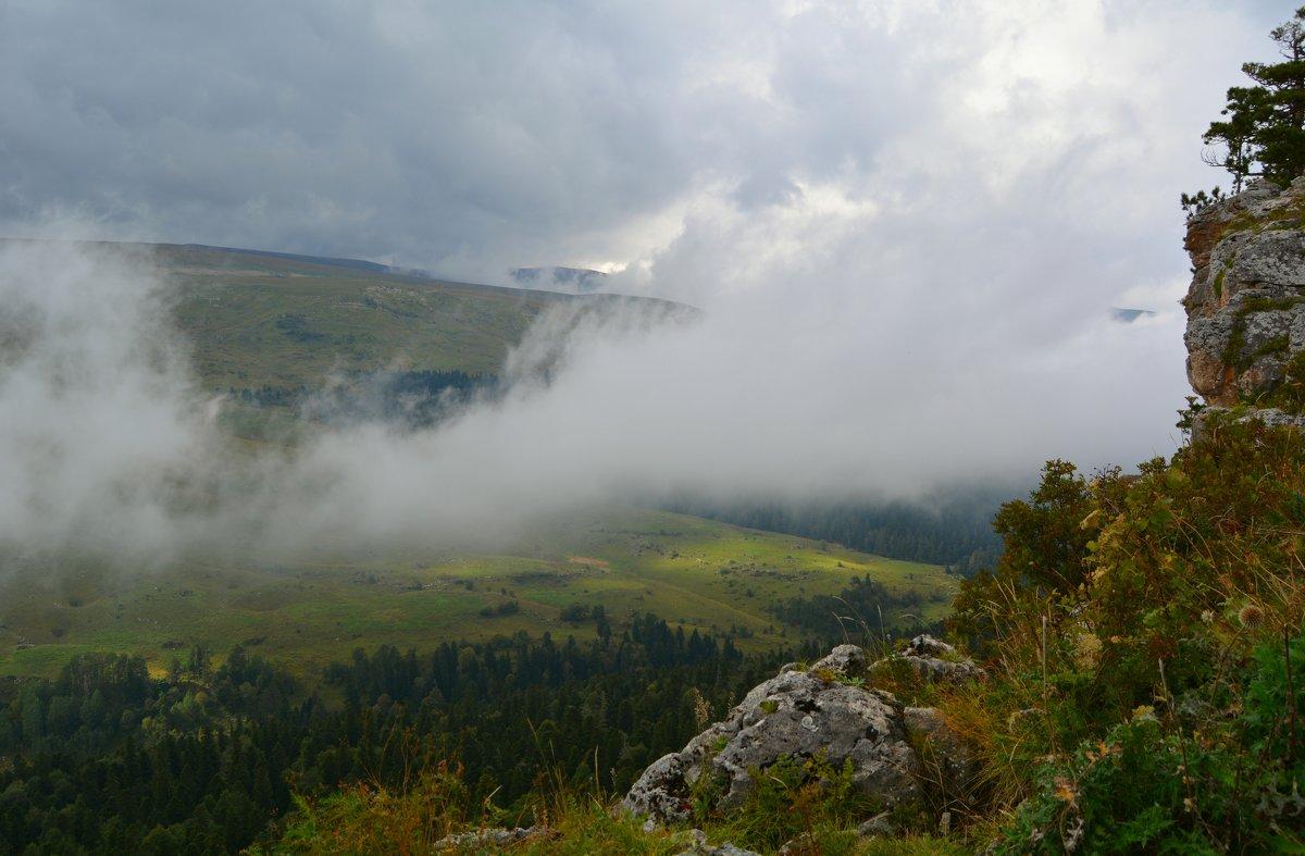 На уровне облаков - Петр Заровнев