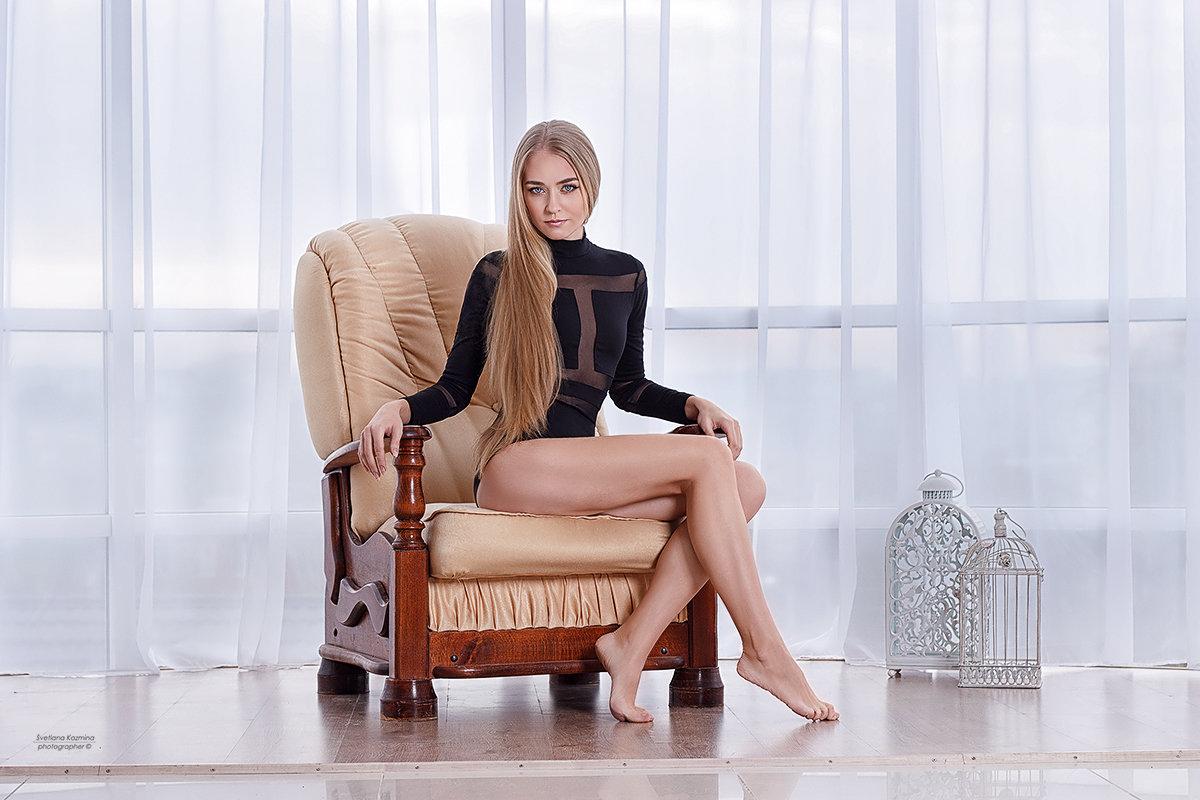 Девушка - Светлана Казьмина