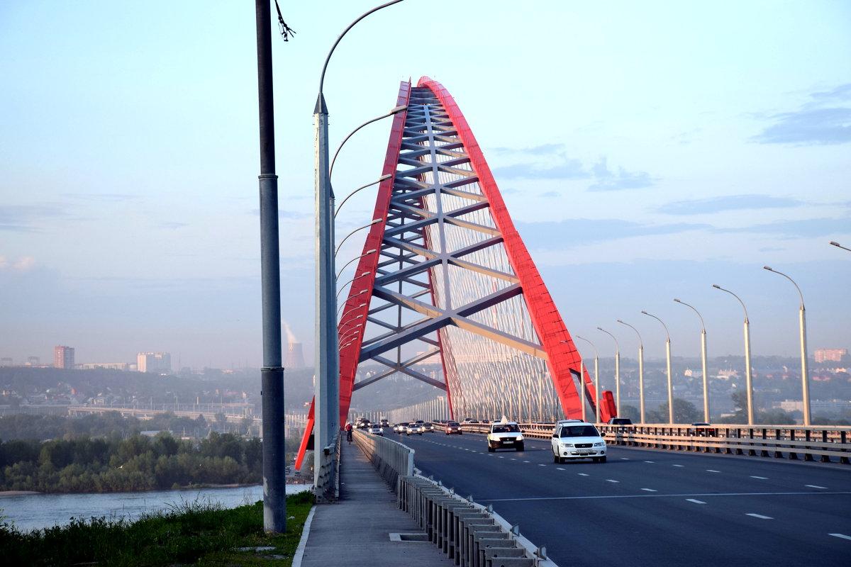 Бугринский мост. Новосибирск - 3. - gegMapuXyaH