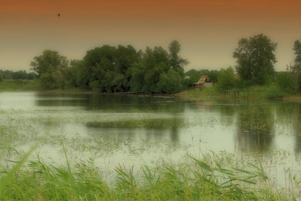 на озере - Андрей Куницын