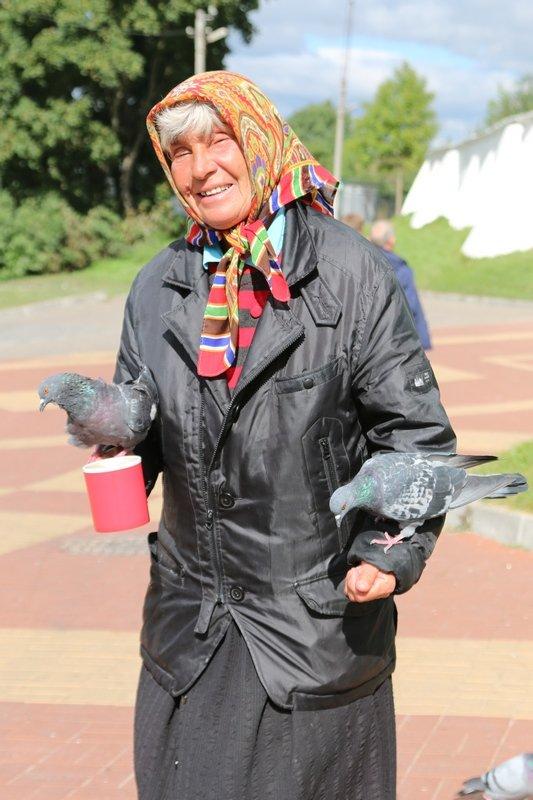 Любовь и голуби - ирина