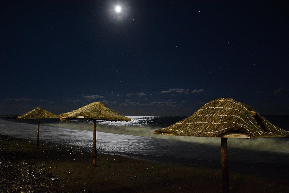 ночь на море - Сергей