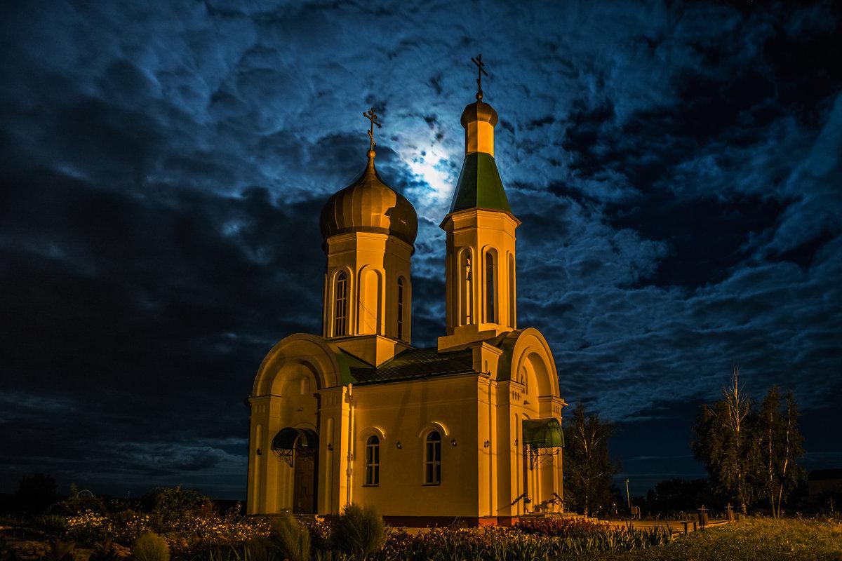 Графовка. Церковь Иоанна Златоуста. - ALEXANDR L