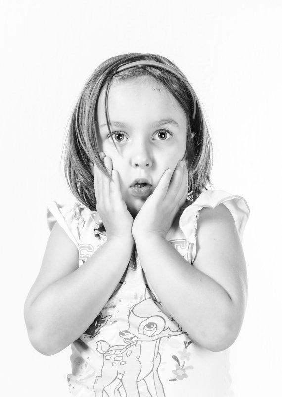 Детский портрет - Константин Железнов