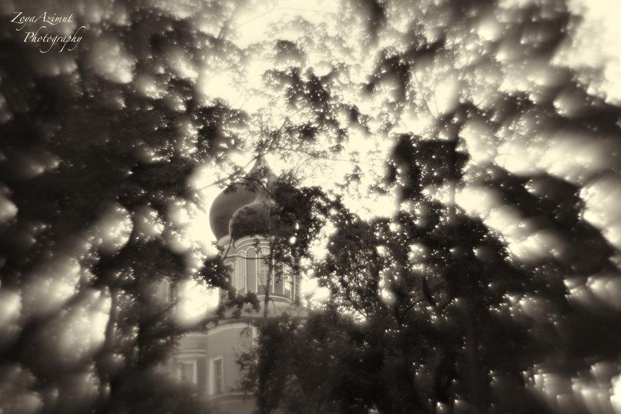 Монастырь - Зоя Азимут