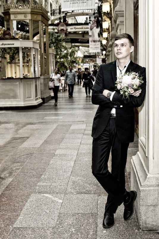 В ожидании - Алексей Куст