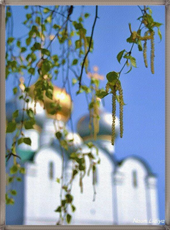 Воспоминание о весне - Лидия (naum.lidiya)
