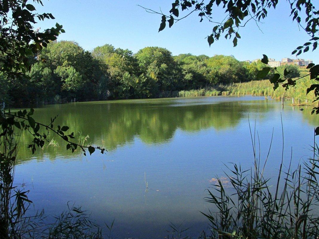 Красивое озеро - Татьяна Смоляниченко