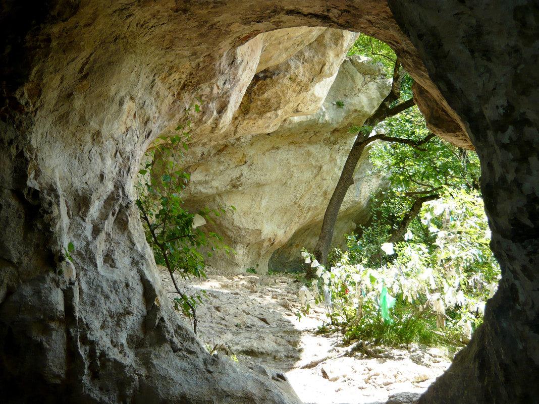 """Вид из """"Пещеры желаний"""" - Надежда"""