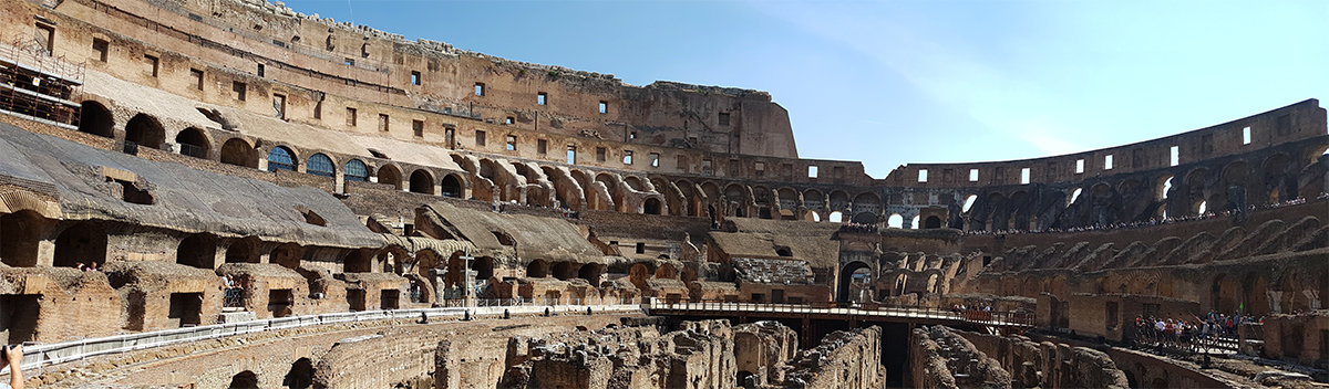 Колизей - сергей адольфович