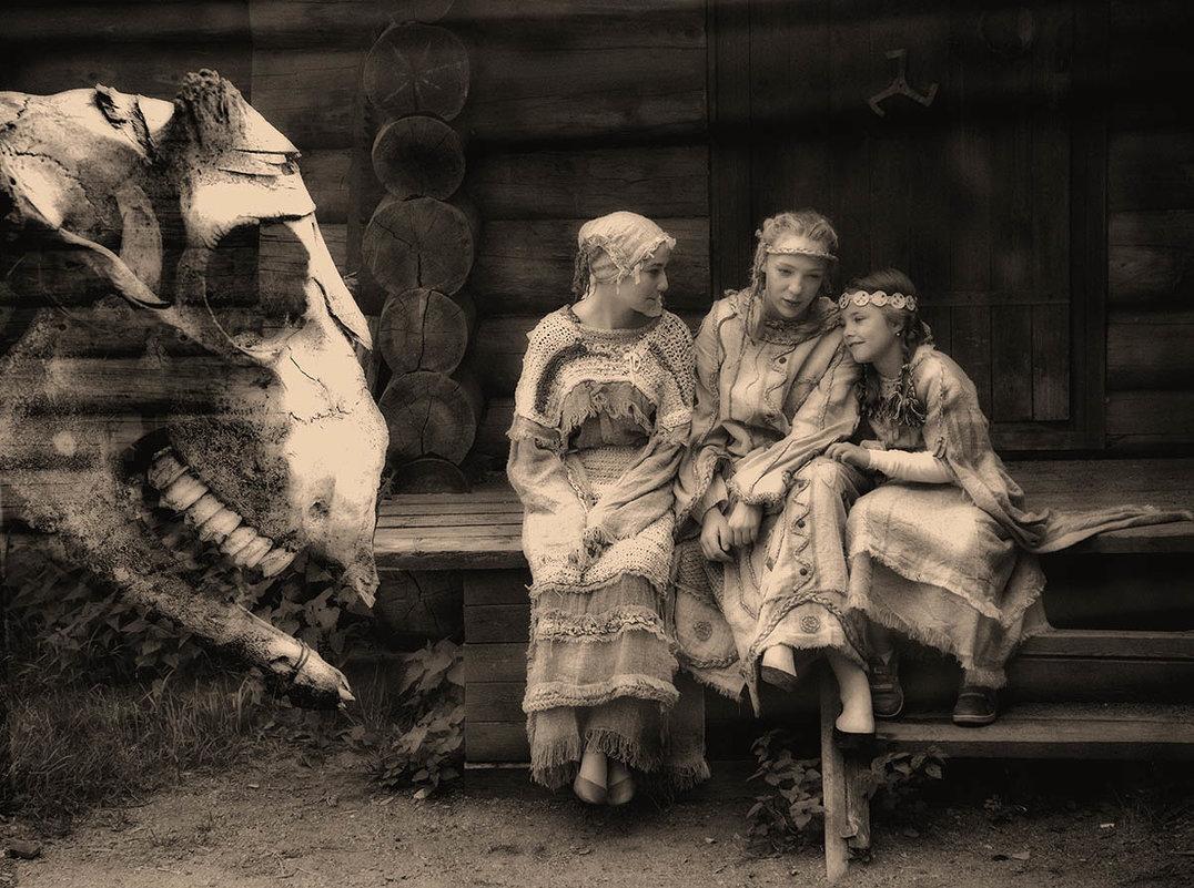 Хранитель - Ольга Александрова