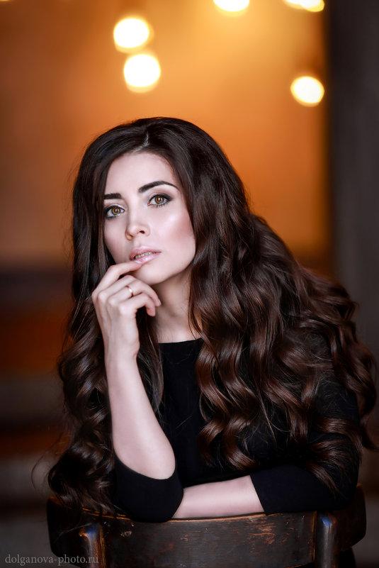 portrait - Екатерина Долганова