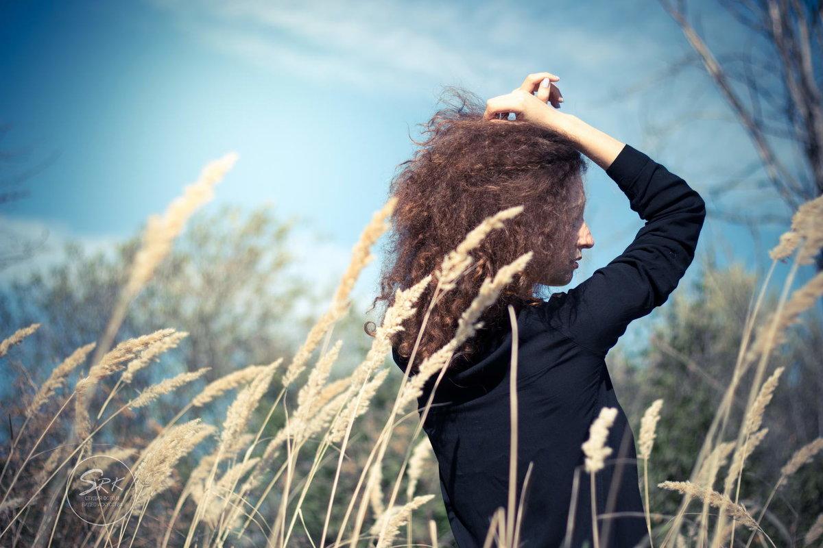 Девушка осенью. Фотограф в Белгороде Руслан Кокорев - Руслан Кокорев