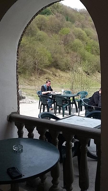 завтрак в горах - Лидия кутузова