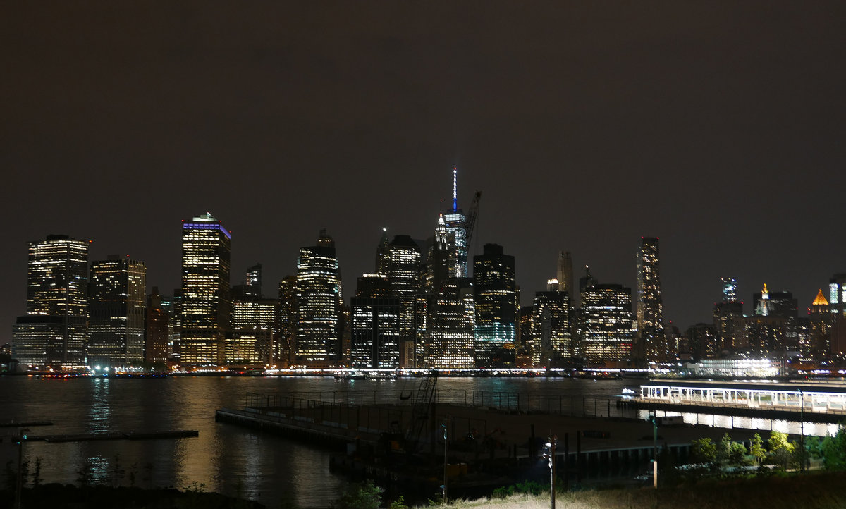 Manhatten view from Brooklyn - Павел L