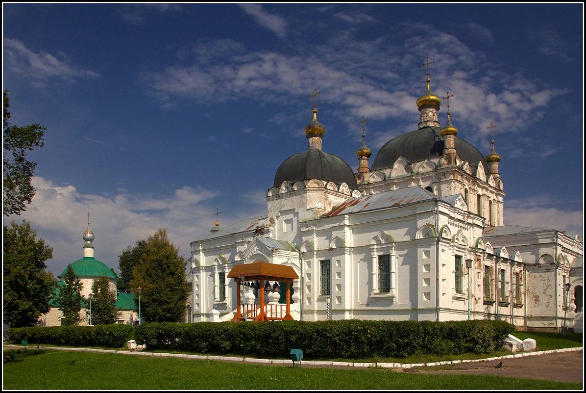 храмовый комплекс в Гжатске - Дмитрий Анцыферов