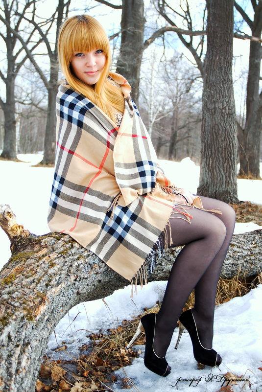 зимняя прогулка - Андрей Дружинин