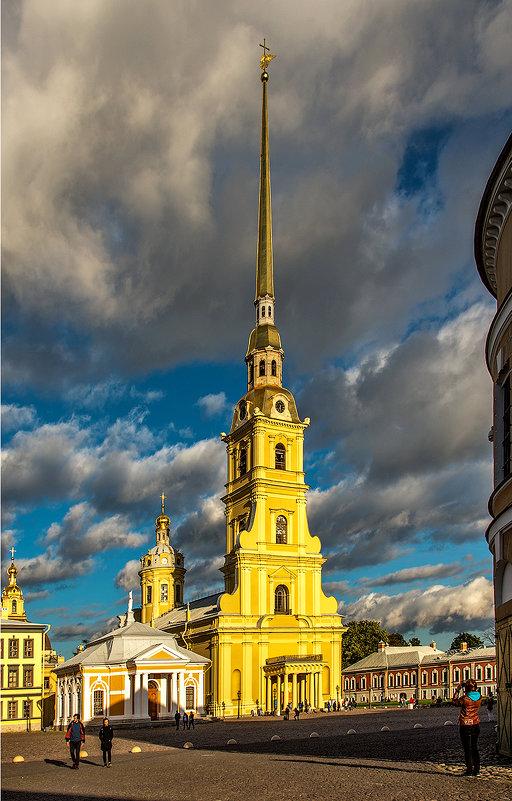 Петропавловский собор - Valerii Ivanov
