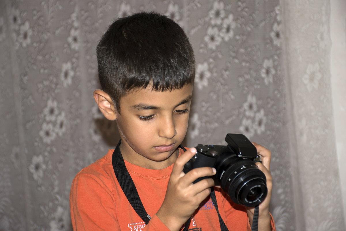 Photograph - Oghuz alili