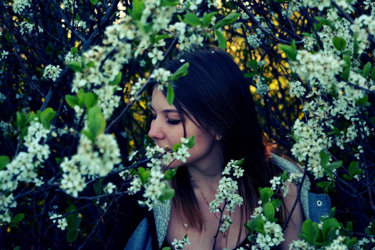 В цвету... - Татьяна