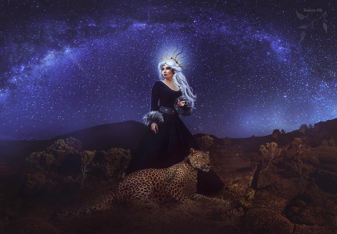Упавшая звезда - Ксения Мифэйр
