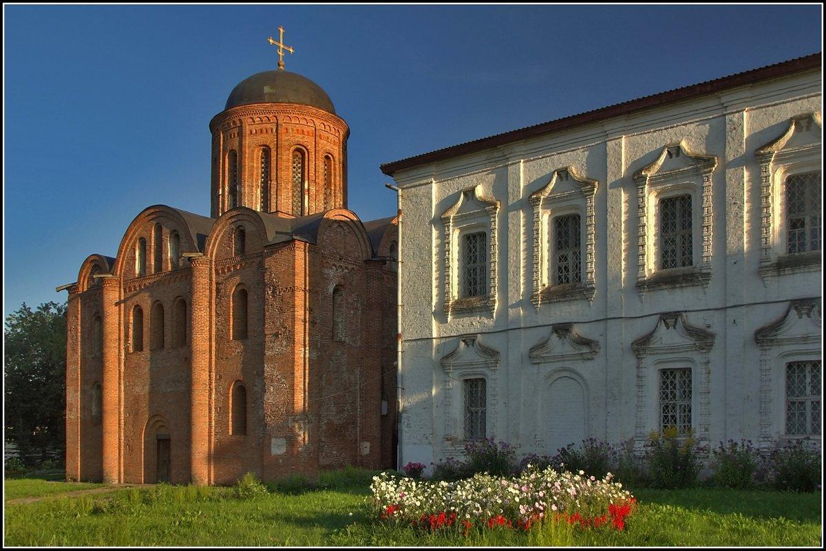 Церковь Петра и Павла, сер. XII в, Смоленск - Дмитрий Анцыферов