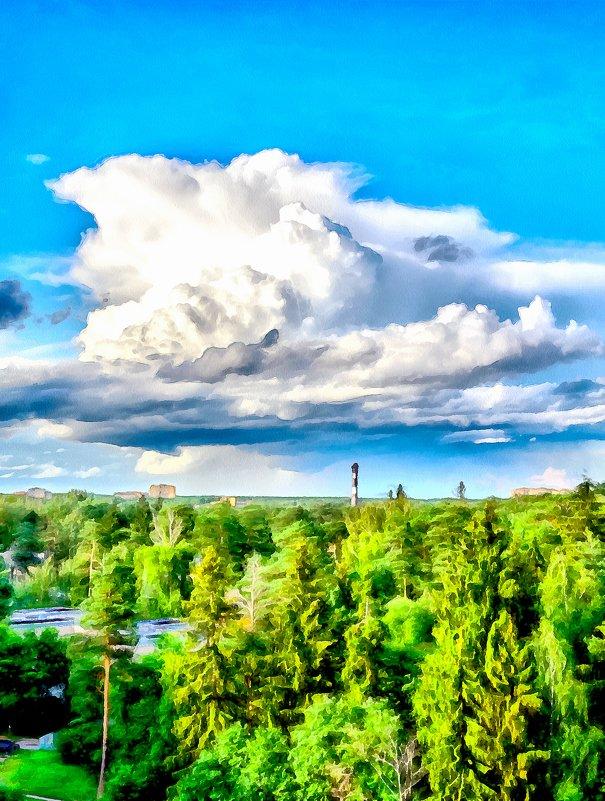 Из окна...на облака - Miro Forja