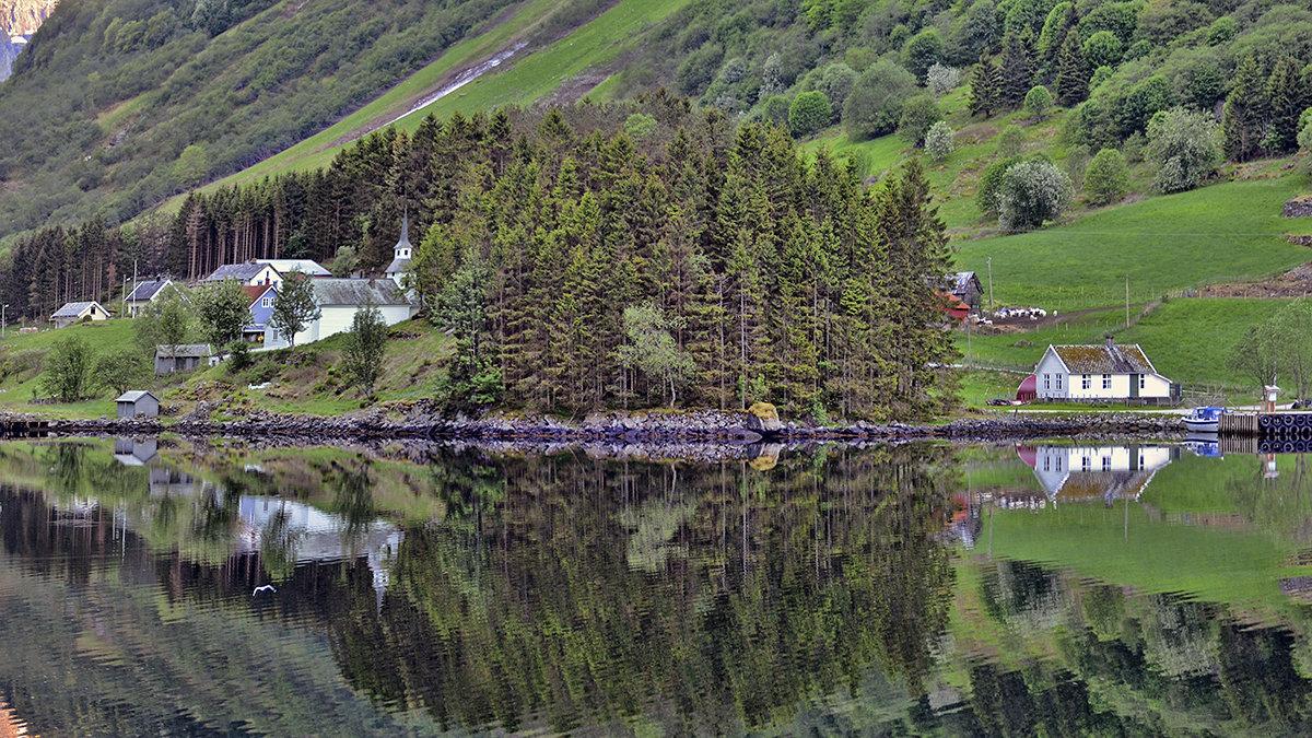 Норвежские виды - Olga F