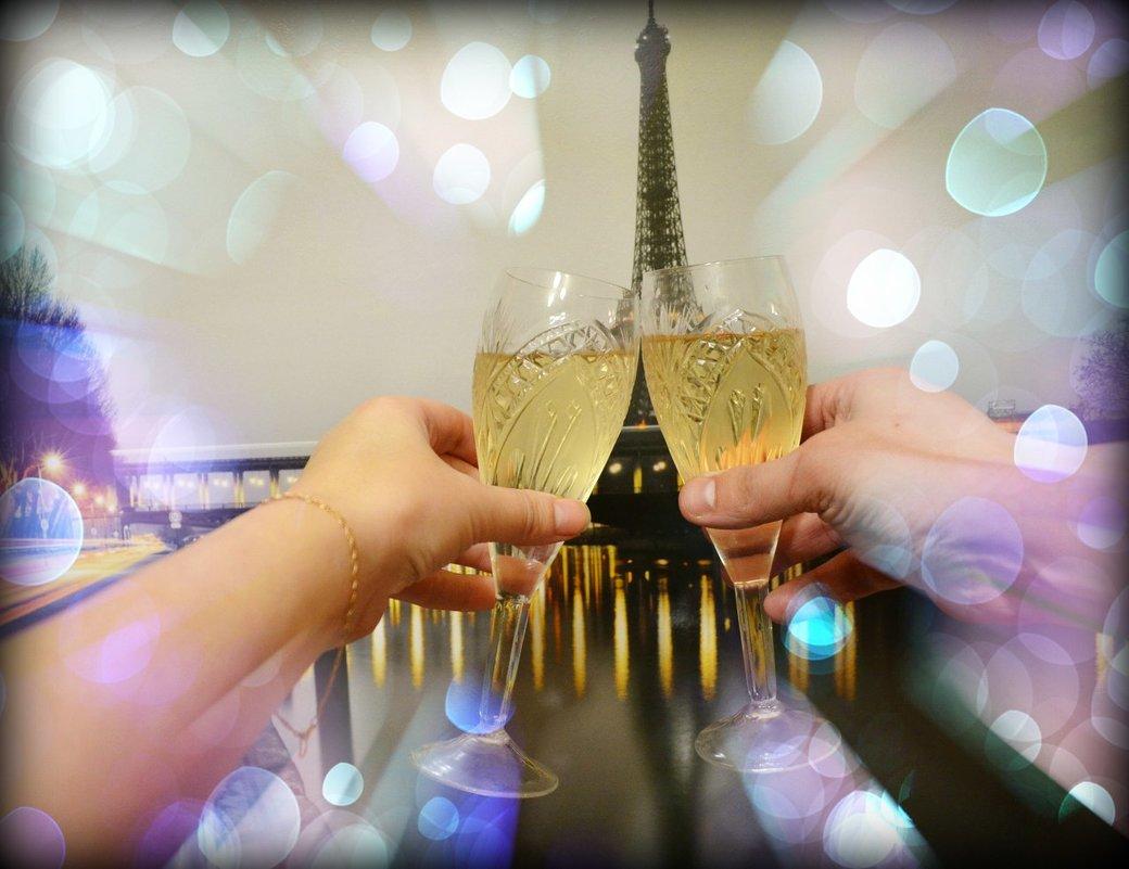 За мечту о Париже - Марина Романова