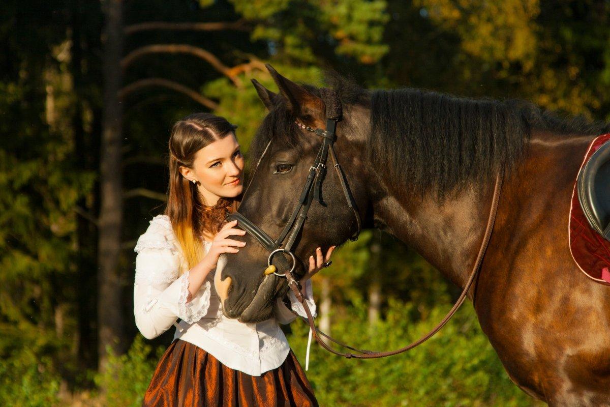 Осеннее волшебство - Olga Podkopaeva