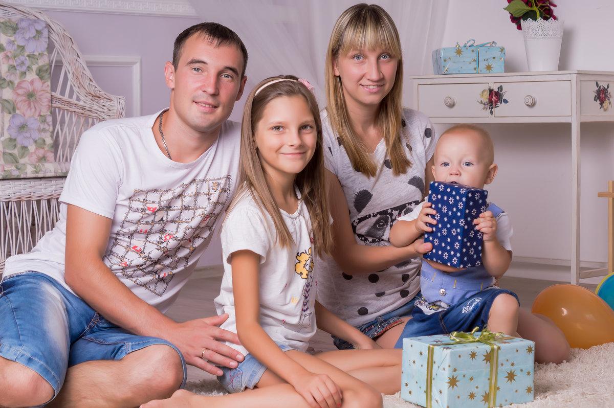 семья - Владлена Удовченко
