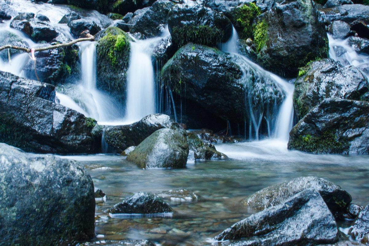 Молочный водопад - Любовь Нефёдова