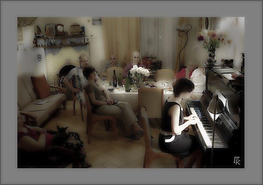 Домашний концерт - Григорий Кучушев