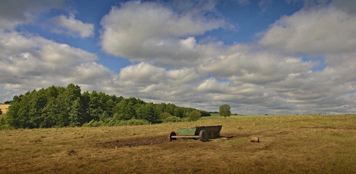 Сельский пейзаж - Константин