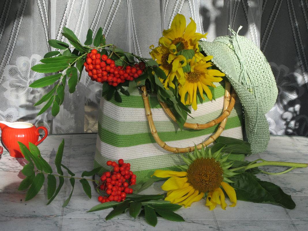 Осень в моём саду - Mariya laimite