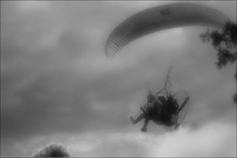 На облачке - galina bronnikova