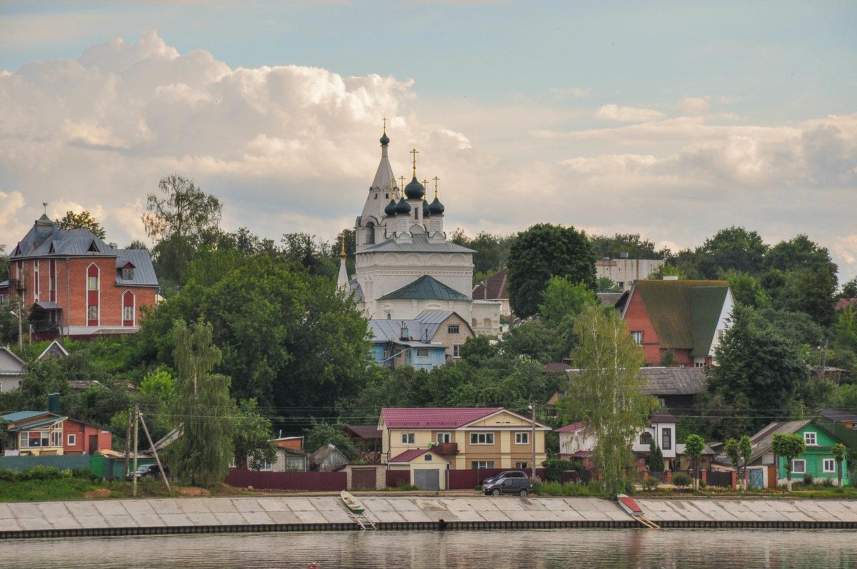 Церковь в Костроме. - Сергей Тагиров