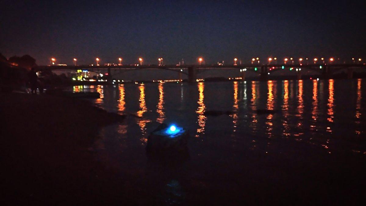 Вечер затмения, полнолуние - Елена Бушуева