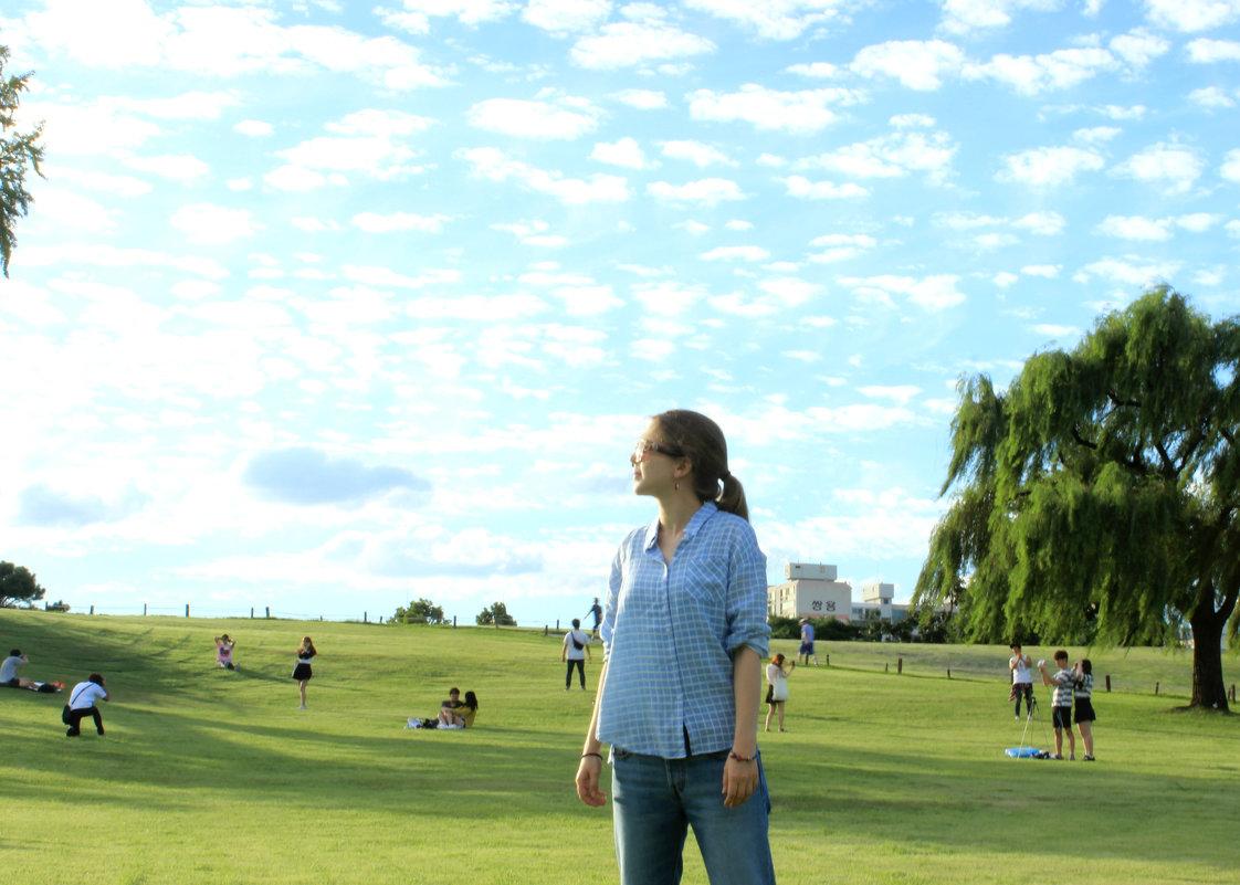 Olympic Park - Maria