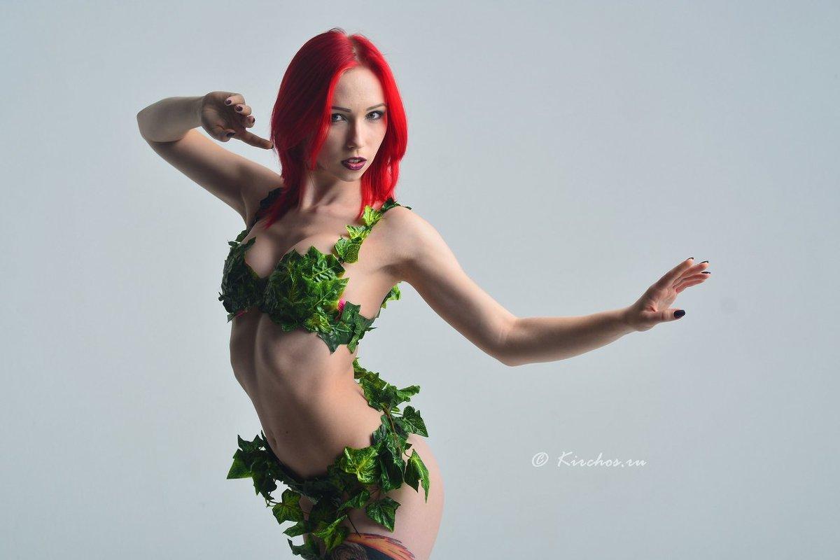 Poison Ivy - Таша Хофман