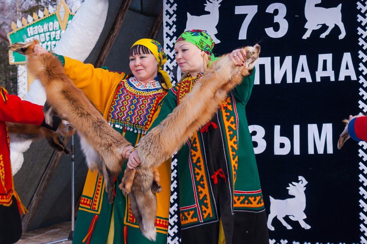 Олимпиада по Северному многоборью - Дмитрий Сиялов