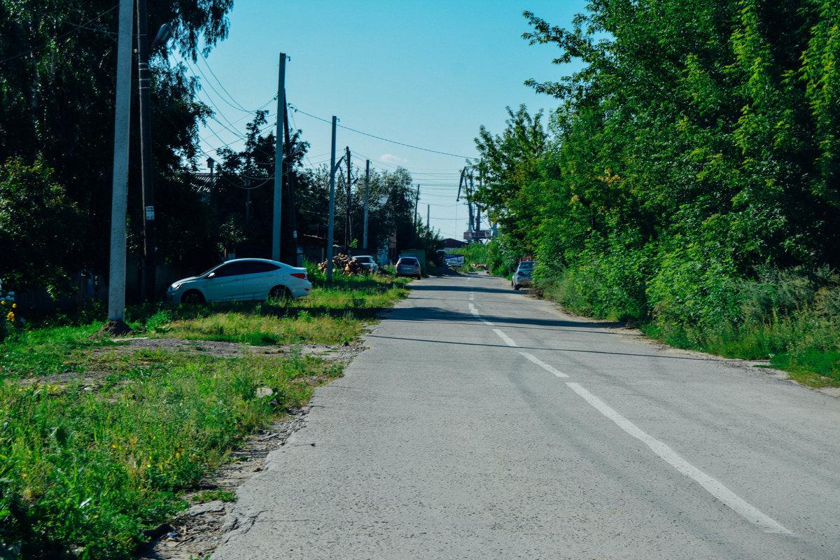 В соседнее село на дискотеку - Света Кондрашова