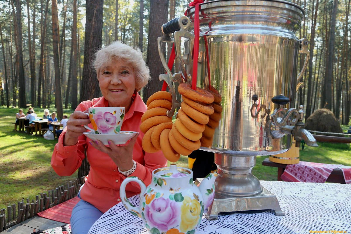 Праздник Самовара - MoskalenkoYP .