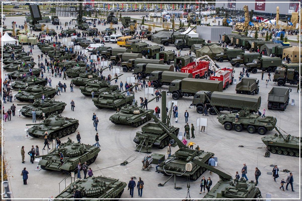 """Армия-2016. Парк """"Патриот"""" - Игорь Волков"""