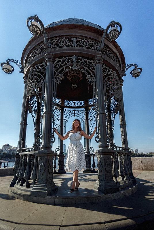 В Екатеринбурге - Алина Репко